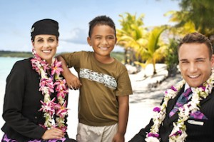 Air NZ - Safety in Paradise