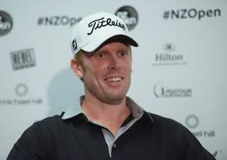 The New Zealand Open Championship - Round 1, 27 February 2014