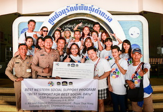 BWI Asia & Middle East Team Members_Navy's Sea Turtle Conservation Center1