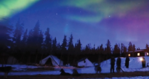 Canada's phenomenal Northern Lights