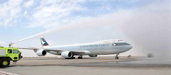 Cathay Freight to DWC