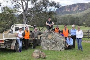 Clean Up Australia - Emirates Wolgan Valley