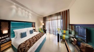 Deluxe Room - The Ajman Palace