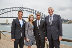 Destination NSW Juventus Welcome to Sydney Press Conference 24