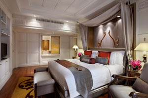 Dusit Thani Bangkok Majesty Suite