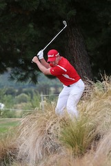 Gareth Paddison will be a strong contender at this years NZ Open tournament