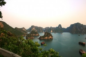 Halong Bay high res