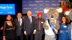 'Jhappi Time' launch in Sydney