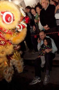 BEVERLY HILLS CONFERENCE & VISITORS BUREAU CHINESE NEW YEAR 2014