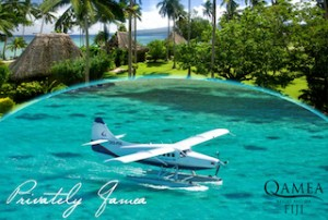 Launching Privately Qamea Seaplane Transfers Feb 14