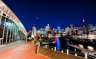 Lighthouse Gallery Sydney's newest waterfront venue
