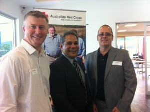 Red Cross opening Cairns