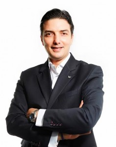 Taieb Joulak - Hotel Manager W Taipei