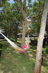 The Retreat Port Stephens hammock