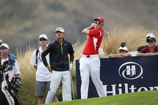 The Wellington professional has unfinished business at the NZ Open