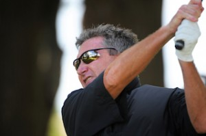 Tony Christie will play the NZ Open for the first time in seven years after qualifying today at Omaha Beach GC.