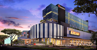 Bon vivant: The Swiss-Belhotel Cirebon in Indonesia brings a new level of F&B sophistication to booming Cirebon sees the fast-growing brand's red and white standard fly over another key business city.