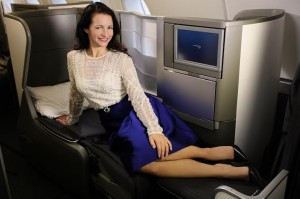 Sex and the City actress Kristin Davis launches British Airways A380_ flights between London and Singapore from Oct 28 2014