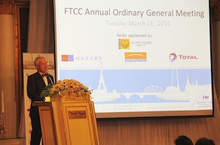 10 - FTCC Annual Ordinary General Meeting at Dusit Thani Hall 2