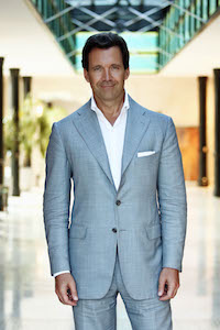 Four Seasons Hotels and Resorts promotes Christopher Norton to Executive Vice President, Global Product and Operations. (CNW Group/Four Seasons Hotels and Resorts)