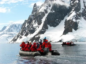 Antarctica - Active Travel - Zodiacs