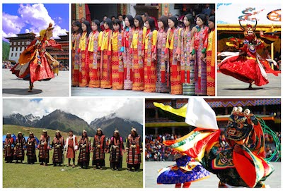 BHUTAN TROUPE to Seychelles Carnival
