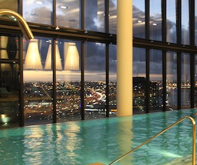 Global Travel Media Blog Archive For Stylish Melbourne The Crown Metropol Delivers The