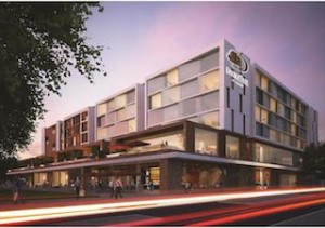 DoubleTree by Hilton Fremantle Exterior