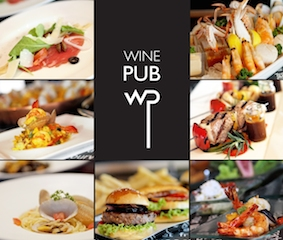 Everyday All You Can Eat Buffet at Wine Pub