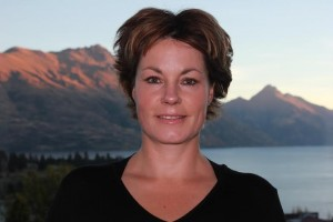 Julia Savill newly-appointed sales manager western markets