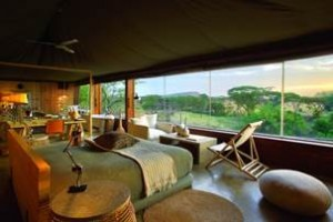 Living comfortably in a lodge in South Africa