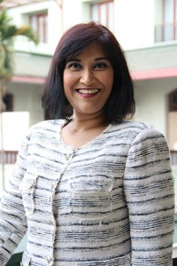 Ms. Audra Rohini Arul - Director of Sales and Marketing of Chatrium Hotel Royal Lake Yangon