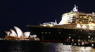 OPERA HOUSE AND QM2 COMPRESSED