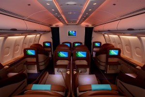 Oman Air Business Class Seats A330