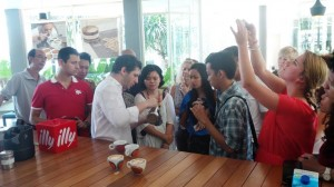 Premiere of A New Perspective on Coffee (Le Meridien Bali Jimbaran)