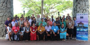 SIVB - Pacific Conference on Measuring Tourism Delegates March 2014