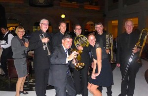 SSO and friends at InterContinental