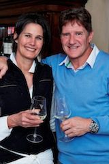 """RIJK and Kim Melck and family consider themselves """"custodians of Muratie Wine Estate's rich heritage."""""""