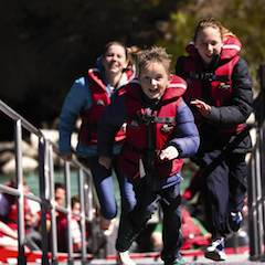 The new Shotover Jet Family Pass is a great deal for kids