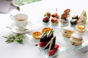 13 - Fragrant & Flowery Afternoon Tea at Lobby Lounge