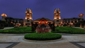 Anantara Emei Resort and Spa entrance low res