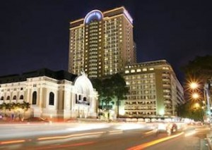 Caravelle Hotel and Lam Son Square
