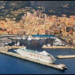 Crystal Cruises in Monte Carlo