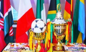 Ethiopian Airlines gets behind Africa Nations Cup UK