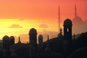 Istanbul_Silhouette