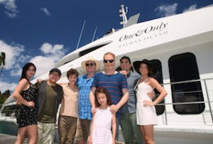 Modern Family_One&Only Hayman Island