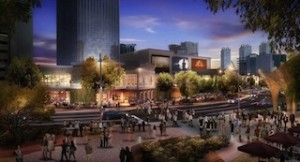 New York-New York and Monte Carlo will transform their Park-facing façades to create an open-air dining & entertainment district that blends seamlessly into The Park's lush environment.