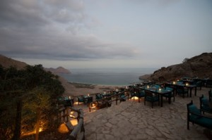 Sense on the Edge at Six Senses Zighy Bay