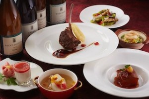 Shang Palace - wine pairing dinner l