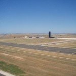 SPAIN'S biggest white elephant, the abandoned $1.7-billion Ciudad Real Central    Airport that's just over five years old. (Wikipedia)